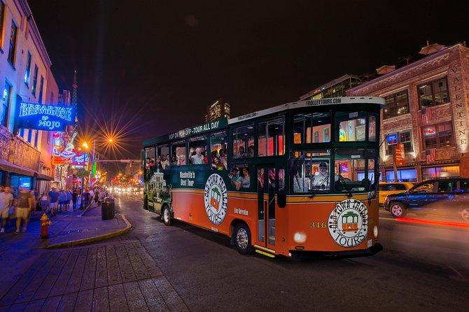 Nashville Evening Trolley Tour