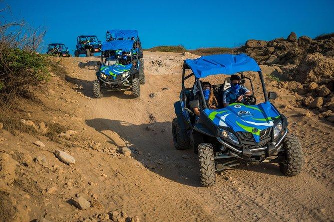 Aruba Hidden Treasures & Ostrich Farm UTV Morning Tour