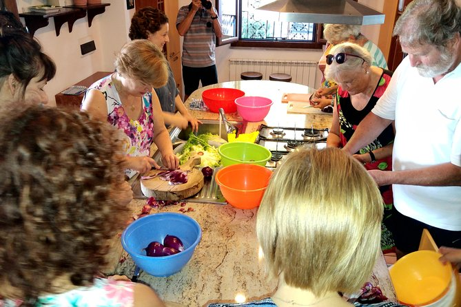 Marianna's kitchen: Traditional fresh Pasta