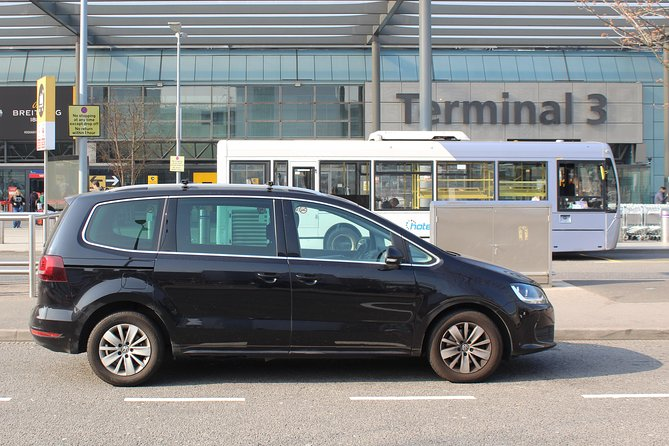 Arrival / Departure Private Transfer Heathrow Airport to Southampton Cruise Port