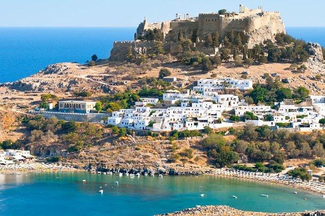 Private Tour in Lindos