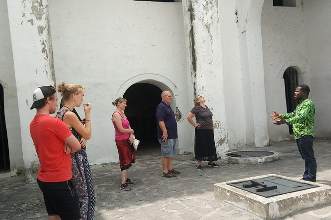 Slave River & Cape Coast Castle Tour