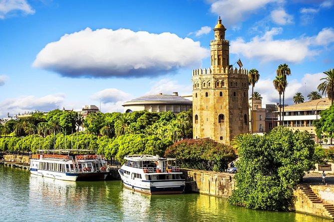 Santa Cruz Jewish Quarter Walking Tour, Guadalquivir and Highlights of Seville