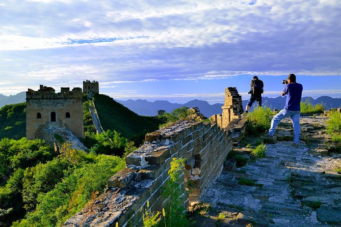 Beijing Transfer Service: Jinshanling Great Wall Round-Trip