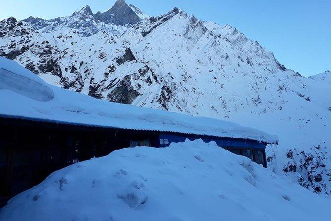 Short Annapurna Base Camp Trekking - 8 Days