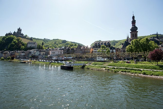 Cochem 1-Hour Sightseeing Cruise
