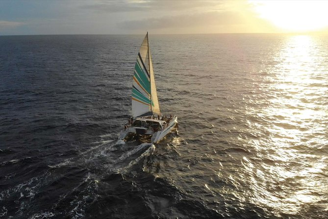 Leila Na Pali Sunset Dinner Sail