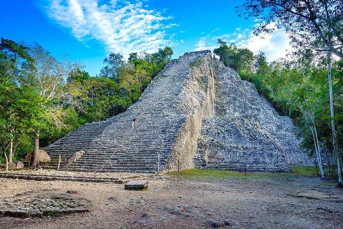 4x1 Tulum and Coba with Cenote, Playa del Carmen, Pueblo Maya All Inclusive Tour