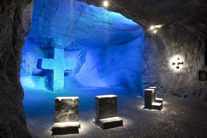 Salt Cathedral - Private Tour 4 to 8 Tourists