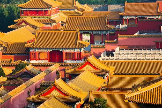 Beijing Impressions of Top 3 attractions & 1 Authentic lunch Private Day Tour