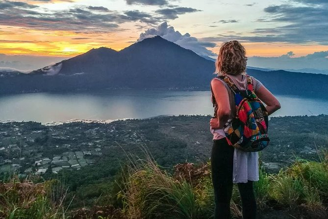 Full-Day Private Mt Batur Sunrise Trekking Tour with Breakfast