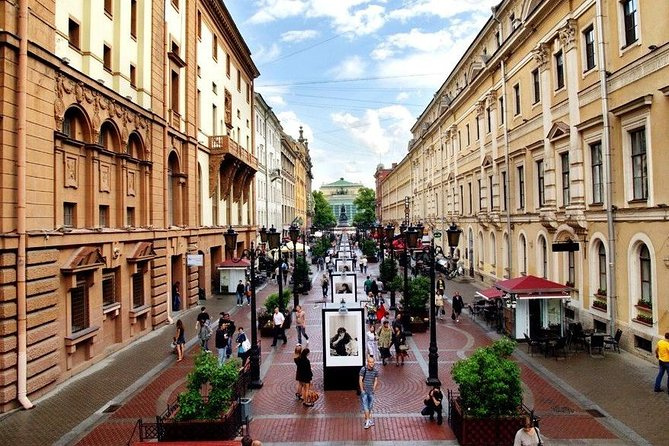 Private Walking Tour of St Petersburg