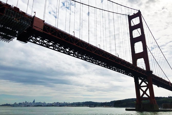 Golden Gate Bay Cruise + Fisherman's Wharf Walking Tour