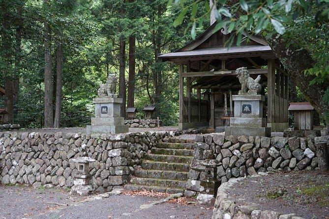 Kishu Experience! Overnight stay at Kisho with Koyasan tour and Kishu peninsula!