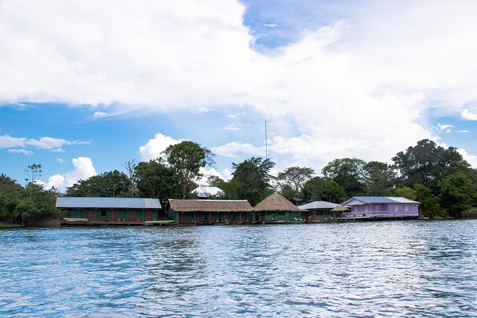 Amazon Explore 4D/3N-At Juma Floating Lodge