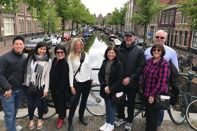 Private Amsterdam Walking Tour