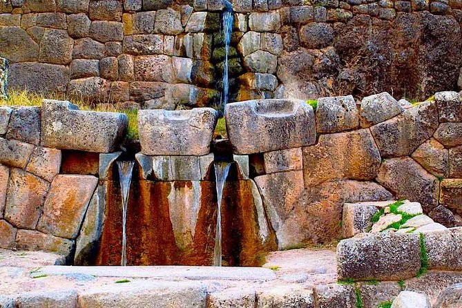 Cusco Half Day City Tour: Four Ruins