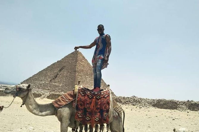 Giza Pyramids & Egyptian Museum Package Tour