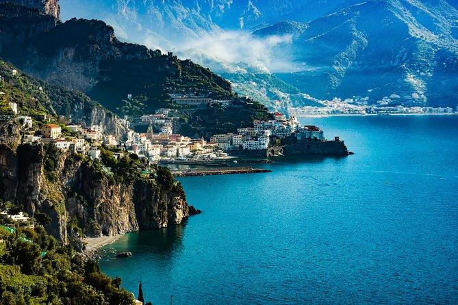 Private Tour: Positano, Amalfi and Ravello