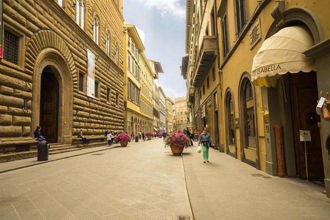 Walk in Florence Historic Center