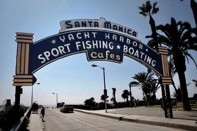 Private and small group tour from San Diego to LA