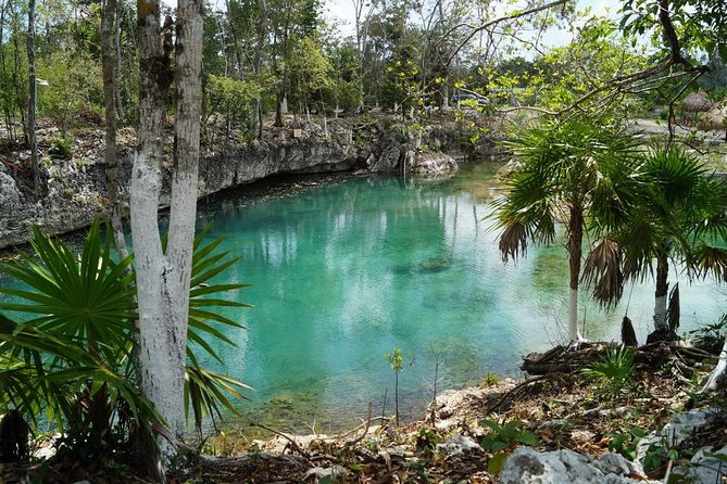 Tulum, Coba, & Cenote: Full-Day Tour