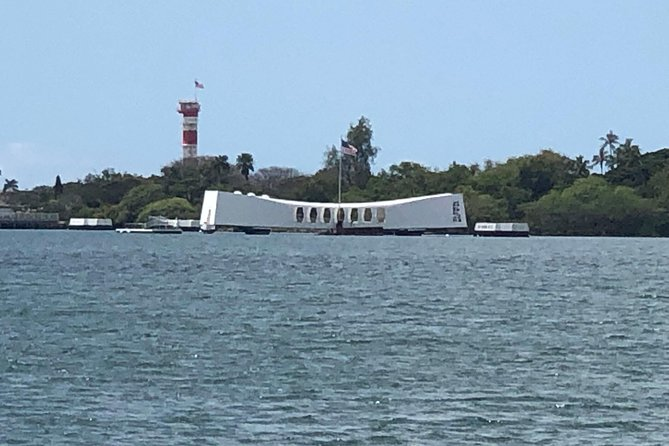 Pearl Harbor and Oahu City Tour- Maui Departures