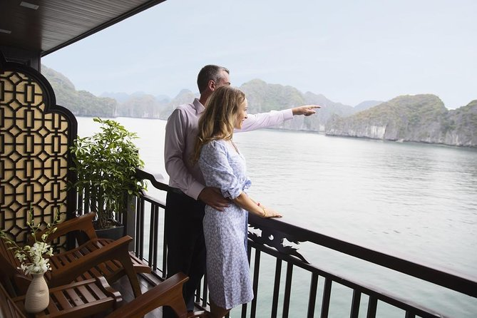 Overnight at GREAT BALCONY Cruises - All inclusions - unique experience