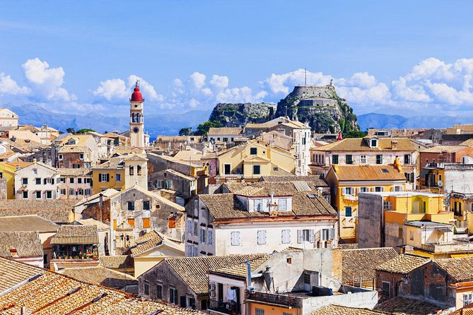 Half Day Corfu Private Tour