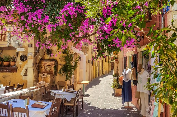 Explore Chania's Old Town through the eyes of a local