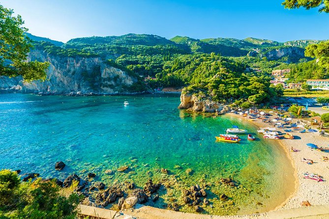 Corfu Island Sightseeing Tour