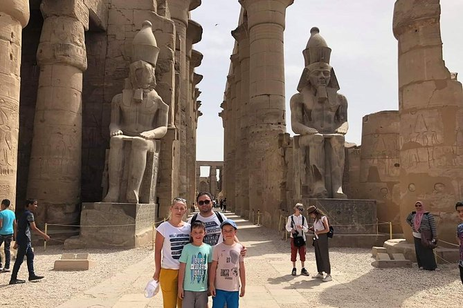 Luxor Trip by Bus from Hurghada Full Day