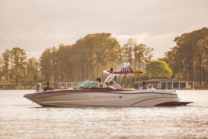 Sand Hollow Boat Rentals - Quail Creek Wake Boat Rentals