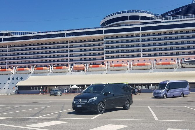 Private Transfer: Civitavecchia Port to Rome or vice versa