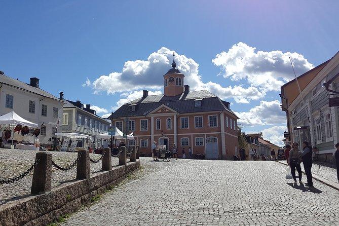 Porvoo from Helsinki or Vantaa