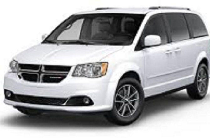 Private Van 3 to 6 pax MCO Orlando Airport to Port Canaveral