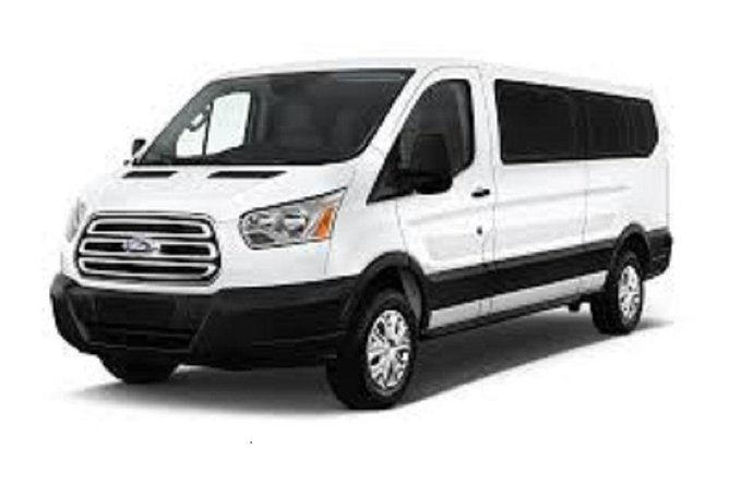 Private Full Size Van 7 to 14 pax MCO Orlando Airport to Port Canaveral