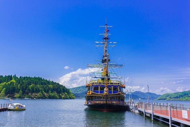 Tripadvisor Day Trip To Hakone From Tokyo With Pirate Ship Cruise And Buffet Lunch Provided By Yokoso Japan Tour Hotel Nishishinjuku Shinjuku