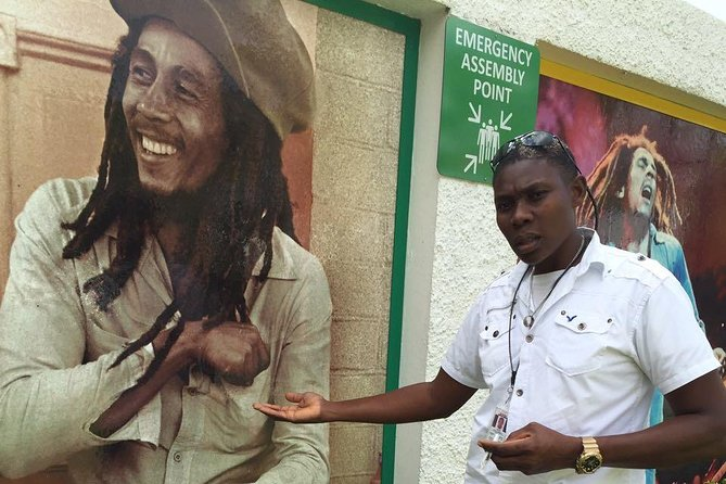 Private & Customize Tour to Bob Marley Museum Kingston