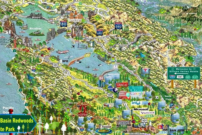 Visit Silicon Valley Must See Attractions, Top Sights & Tech Companies