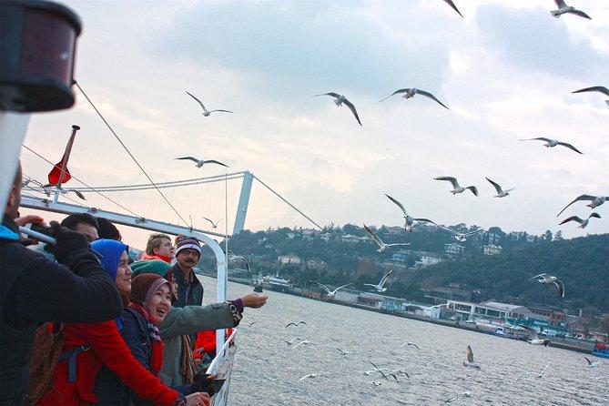 Morning Bosphorus Tour ((4 Hours)) With One Break Near Rumeli Fortress