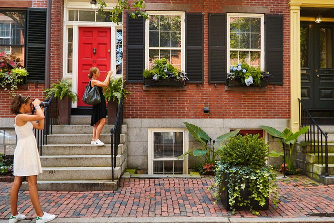 Beacon Hill, Boston Architecture, History + Photo Walking Tour(Small Group)