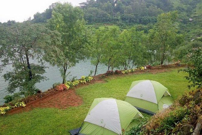 Camping at Pawna Lake near Mumbai