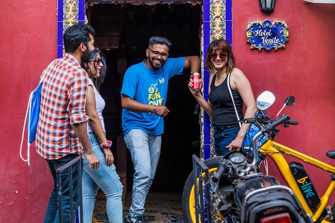 BLive Electric Bike Tours - The Food Trail