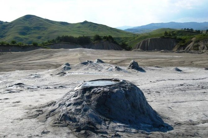 Private Tour Muddy Volcanoes and Mystical Cave - Churches in Alunis