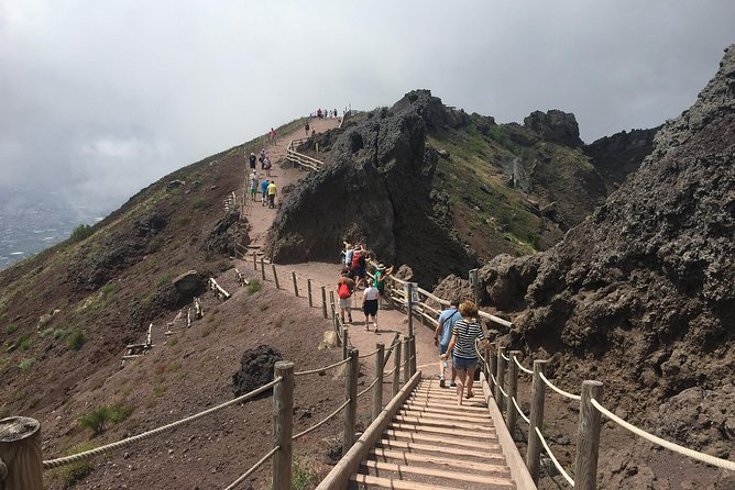 Daily Excursion Full Day 8 Hours ( Vesuvio Pompei)