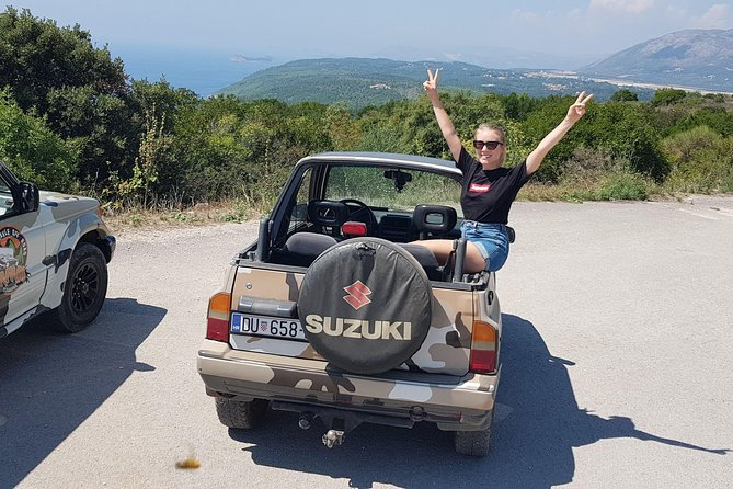 Jeep safari in the valley of Konavle