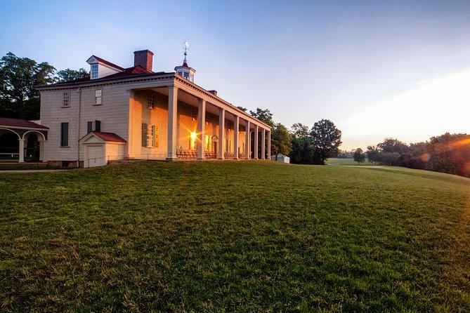 Private Tour: George Washington's Mount Vernon