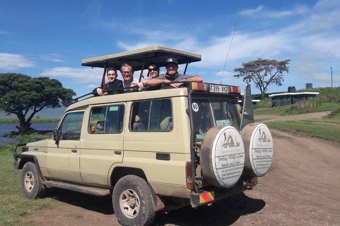5 Days African Safaris