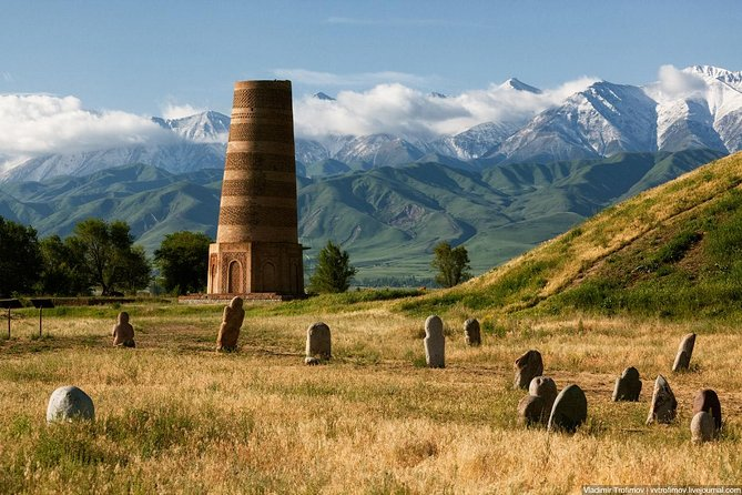 Trip to Ancient Burana Tower
